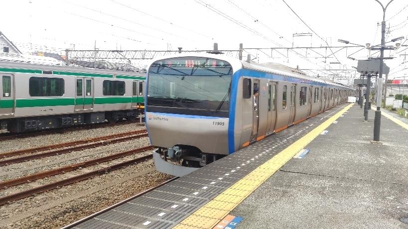駅 高麗 川